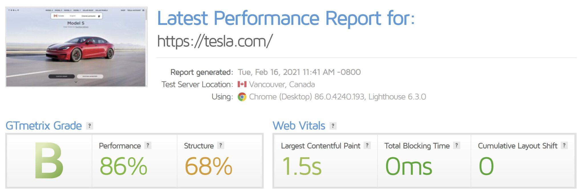 So testen Sie einfach und schnell die Geschwindigkeit Ihrer Website